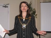 St Albans Mayor - Annie Brewster