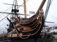 HMS Victory  June 2003